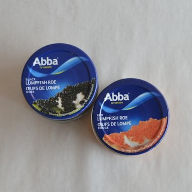 ABBA Caviar From Lumpfish, Black