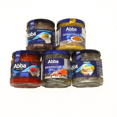 ABBA Herring With Onion