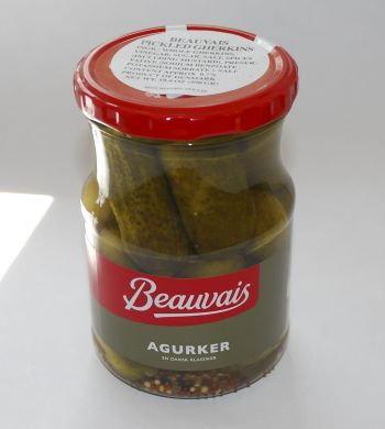 Beauvais Gherkins
