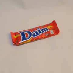 Daim Chocolate Candy Bar
