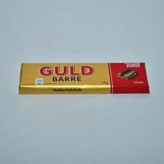 Guld Barre, Mælkechokolade
