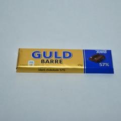 Guld Barre, Mørk Chokolade 57