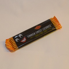 Halva Finnish sweet Licorice Bar
