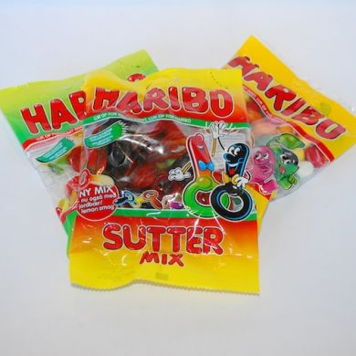 Haribo Nappar Mix