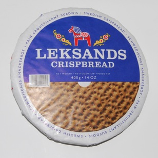 Leksands Crispbread Rounds