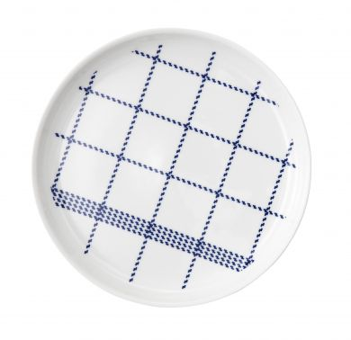 Normann Mormor Blue Plate small