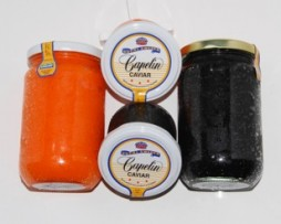 Royal Sweden Red Capelin Caviar