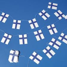 finnish flags