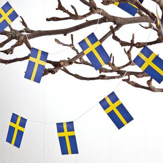 swedish garland