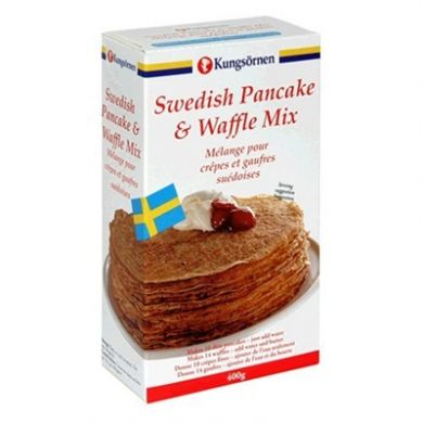 swedish pancake and waffle mix