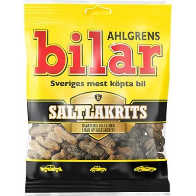 Ahlgrens_Bilar_Saltlakrits_130g 130_g