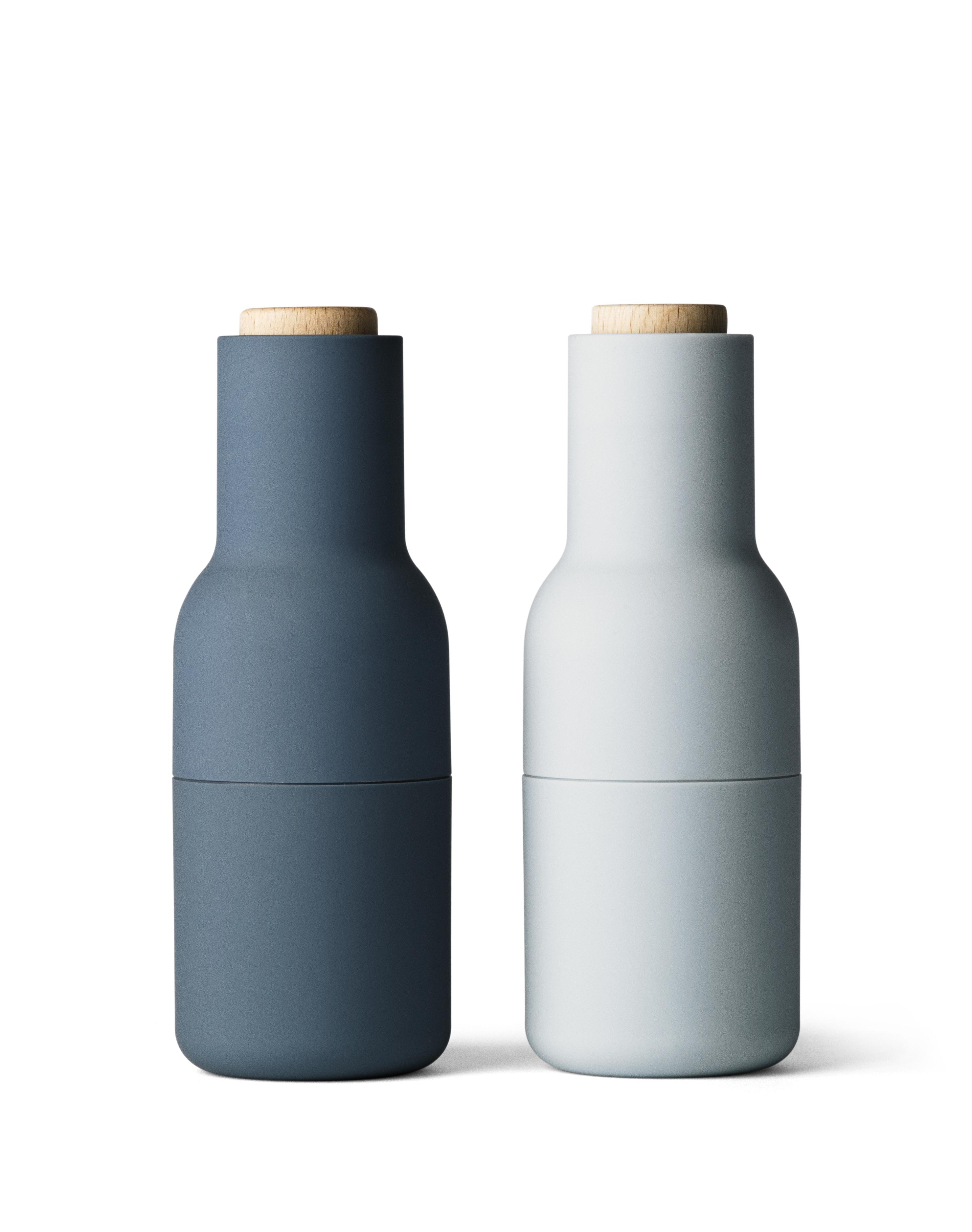 menu small bottle grinder blue scandinavian butik. Black Bedroom Furniture Sets. Home Design Ideas