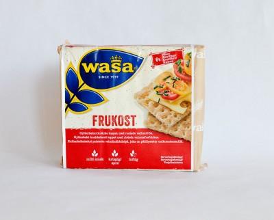 wasafrukost